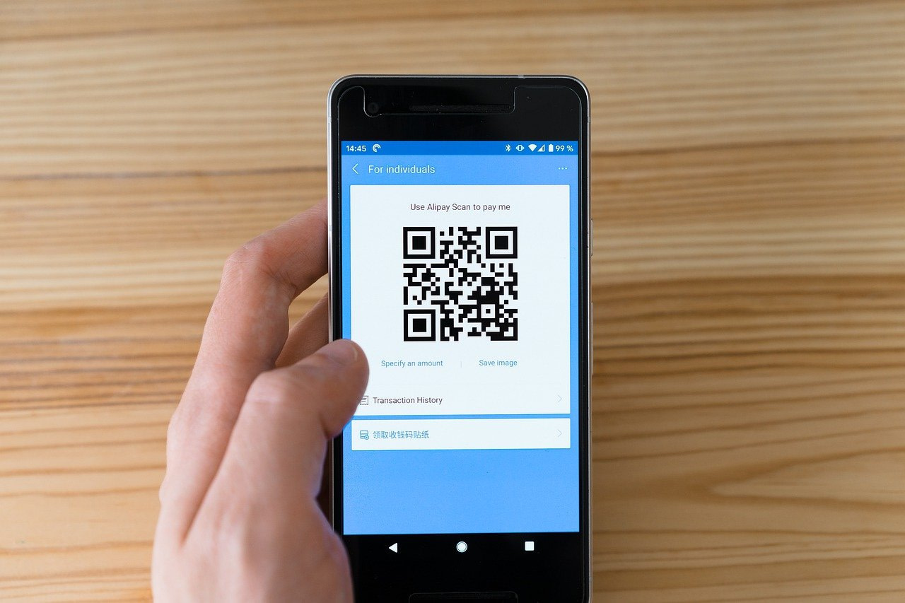 alipay, mobile payment, qrcode