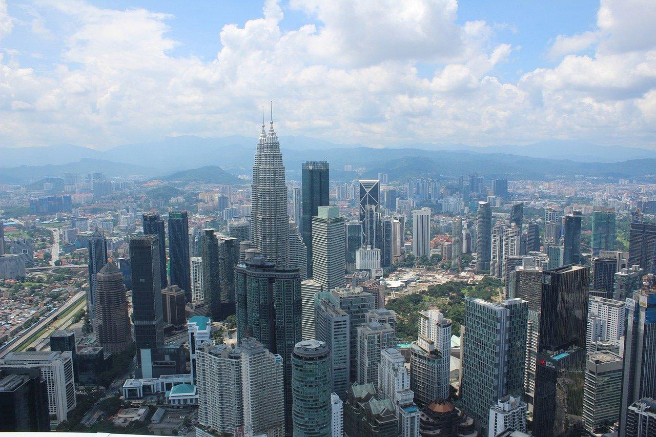 patronas towers, skyscrapers, malaysia